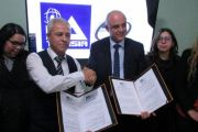 SIGNATURE D'UNE CONVENTION DE COOPERATION IIA-TUNISIA et ACCIA