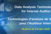 Data Analysis Technologies for Internal Auditor