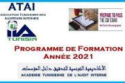 Catalogue de Formation - Année 2021