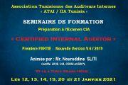 Certified Internal Auditor «PARTIE 1»