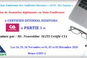 Certified Internal Auditor - «PARTIE 1»
