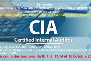 CIA « Certified Internal Auditor »: PREMIERE PARTIE-  Les Fondamentaux de l'Audit Interne (Essentials of Internal Auditing) -